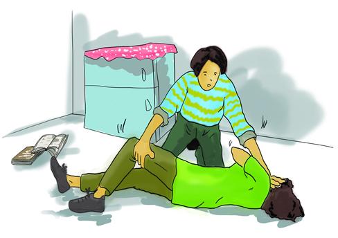 癫痫病发作怎么处理